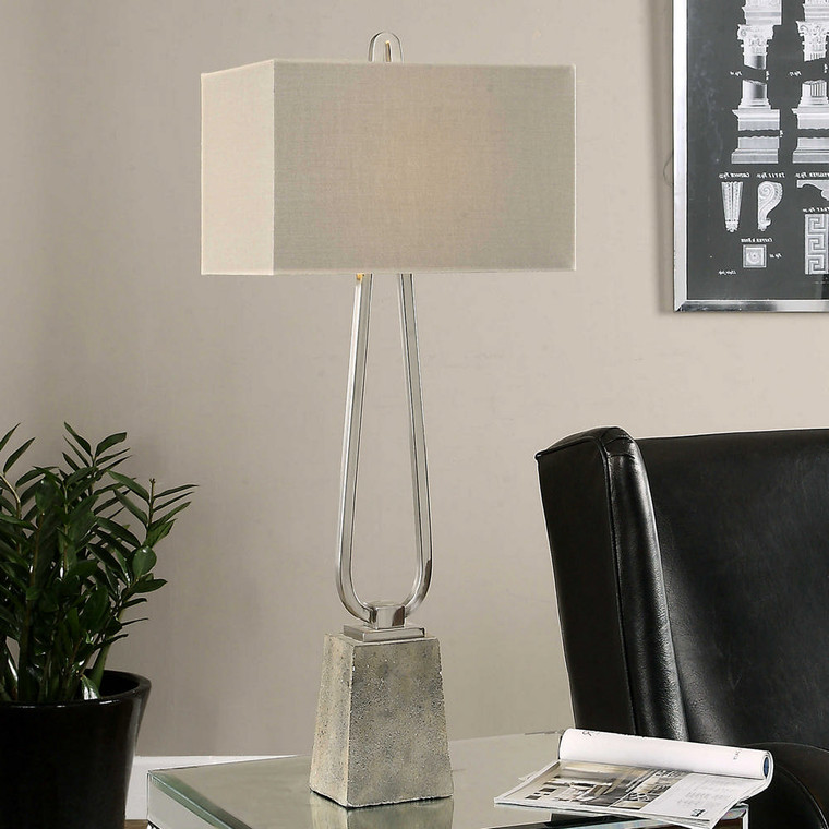 Carugo Table Lamp by Uttermost