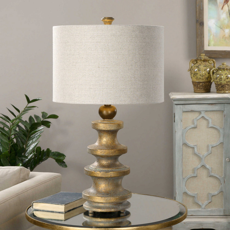Guadalete Table Lamp by Uttermost
