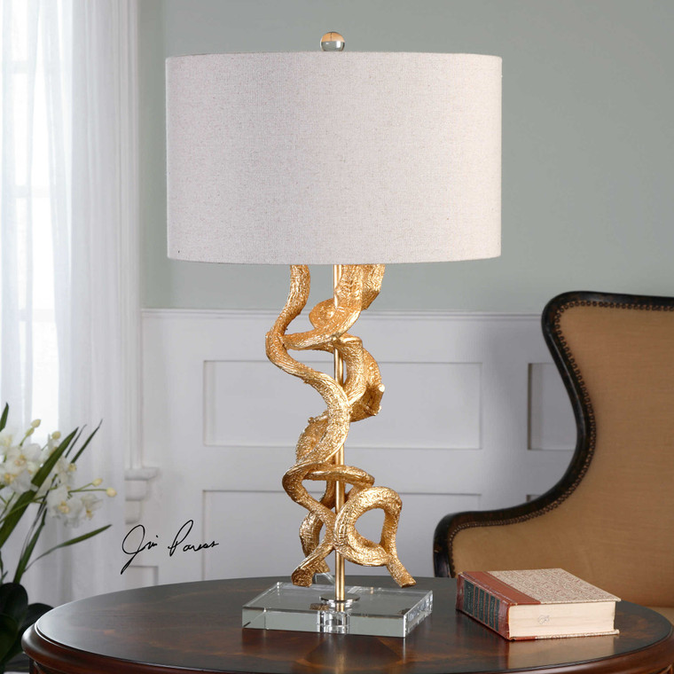 Twisted Vines Table Lamp by Uttermost