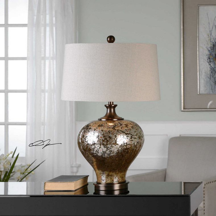 Liro Table Lamp by Uttermost