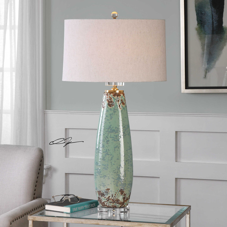 Rovasenda Table Lamp by Uttermost