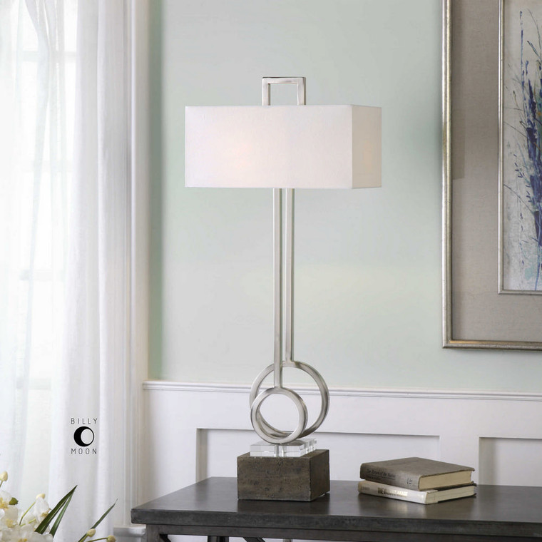 Deshka Table Lamp by Uttermost