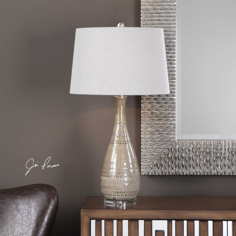 Nakoda Table Lamp by Uttermost
