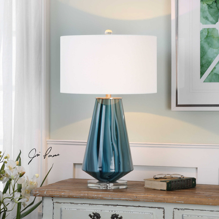 Pescara Table Lamp by Uttermost