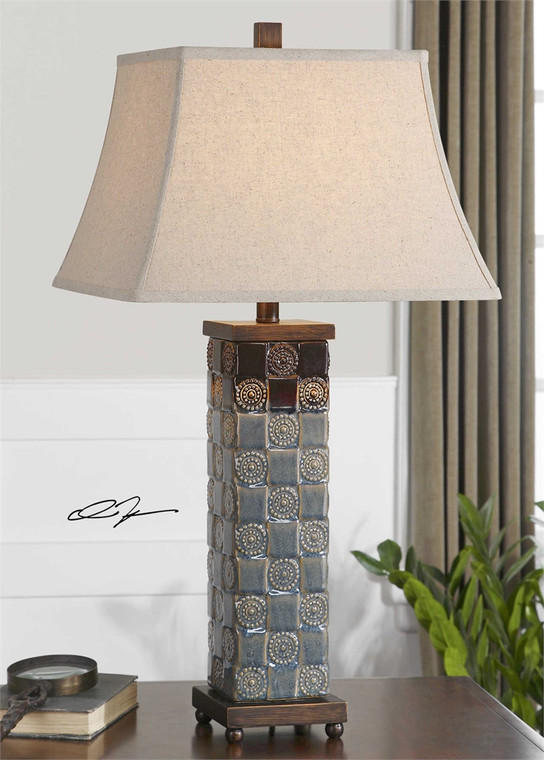 Mincio Table Lamp - by Uttermost