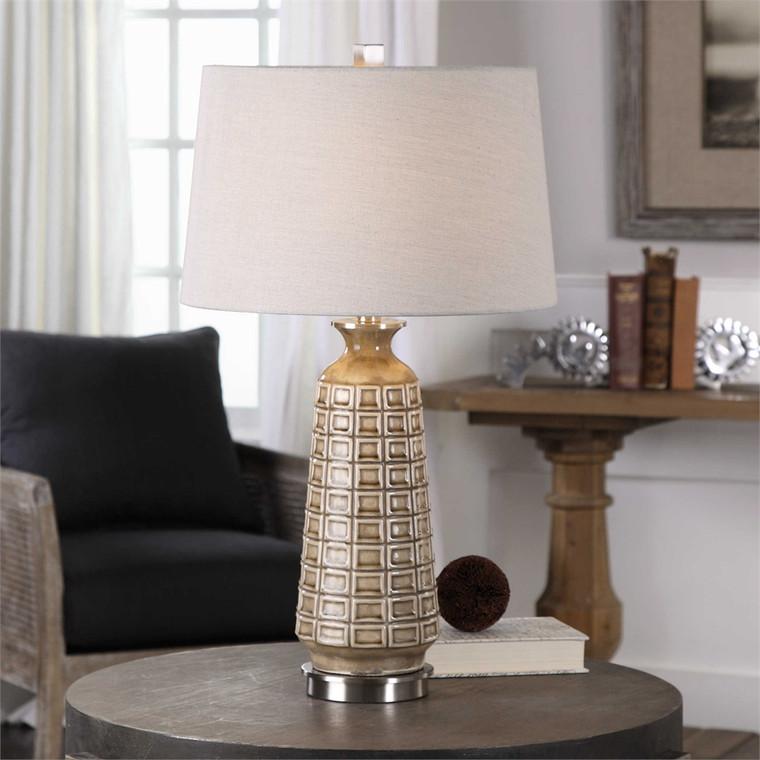 Belser Table Lamp - by Uttermost