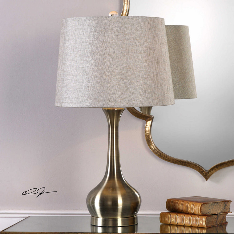 Balle Table Lamp by Uttermost
