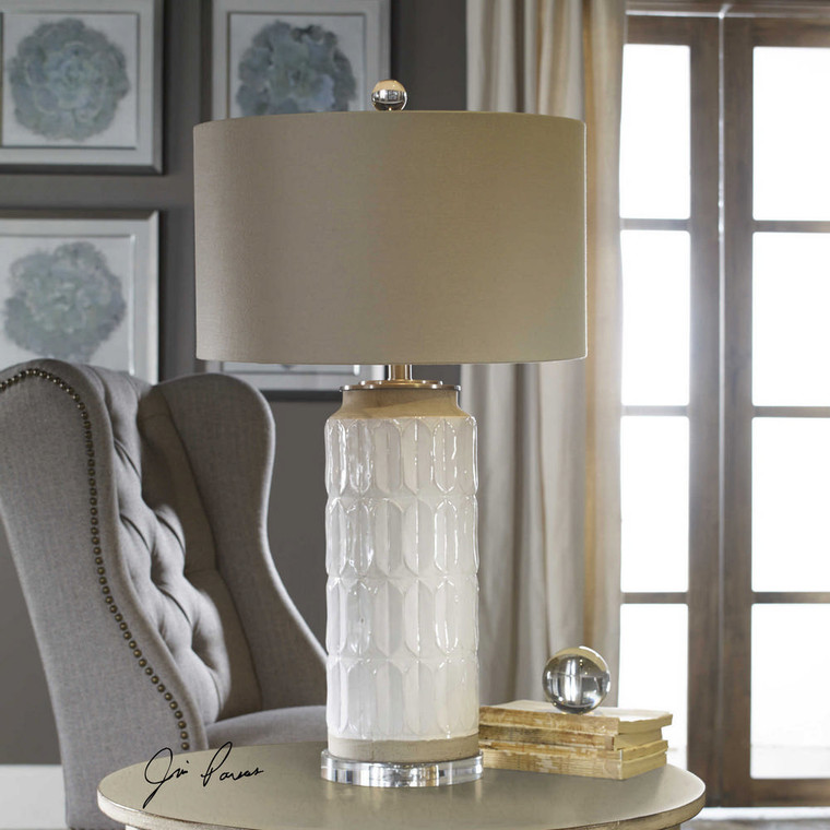 Athilda Table Lamp by Uttermost