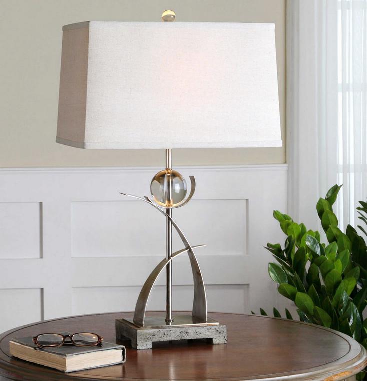 Cortlandt Table Lamp by Uttermost