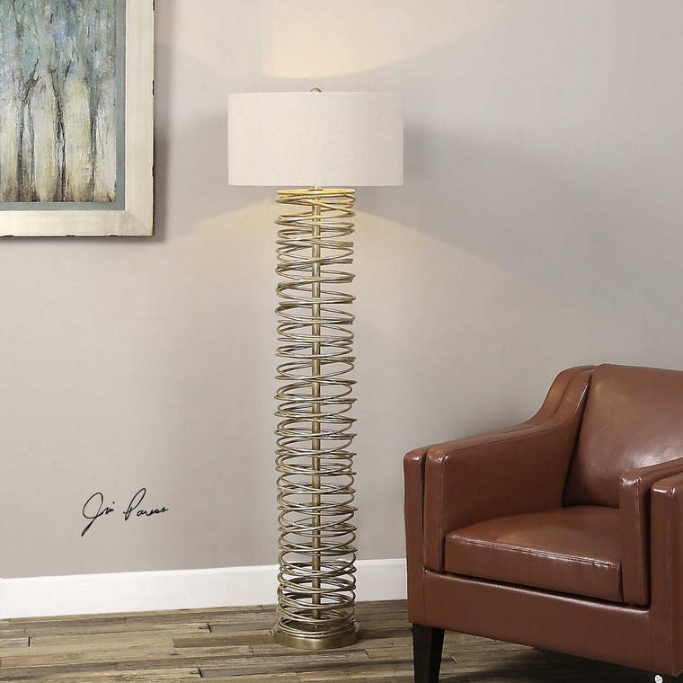 Amarey Floor Lamp by Uttermost