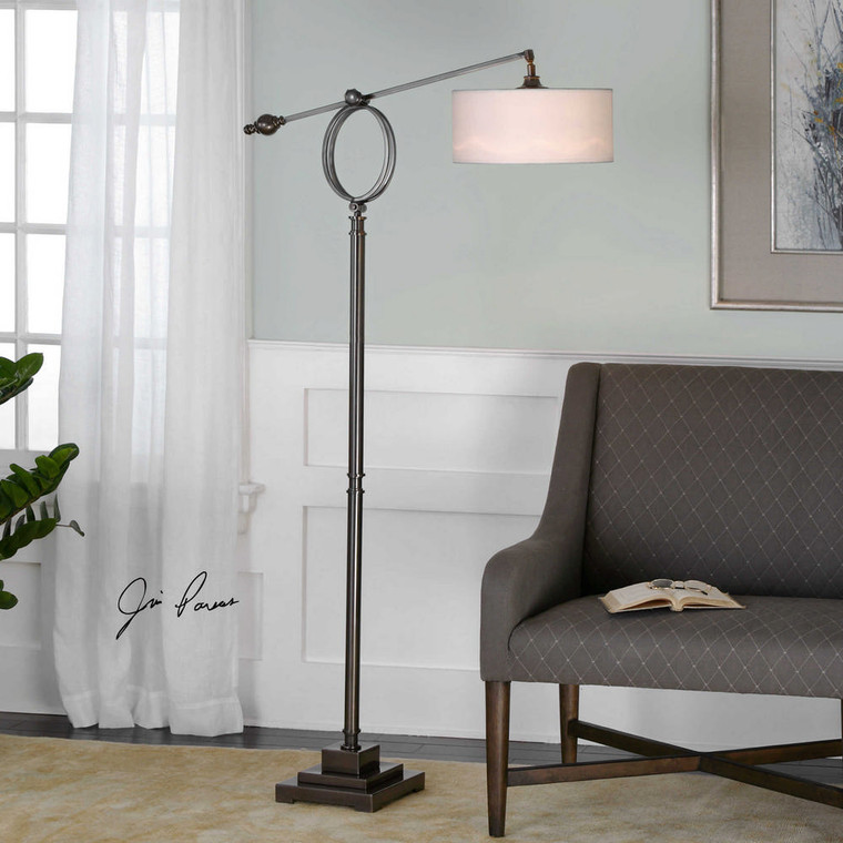 Levisa Floor Lamp by Uttermost