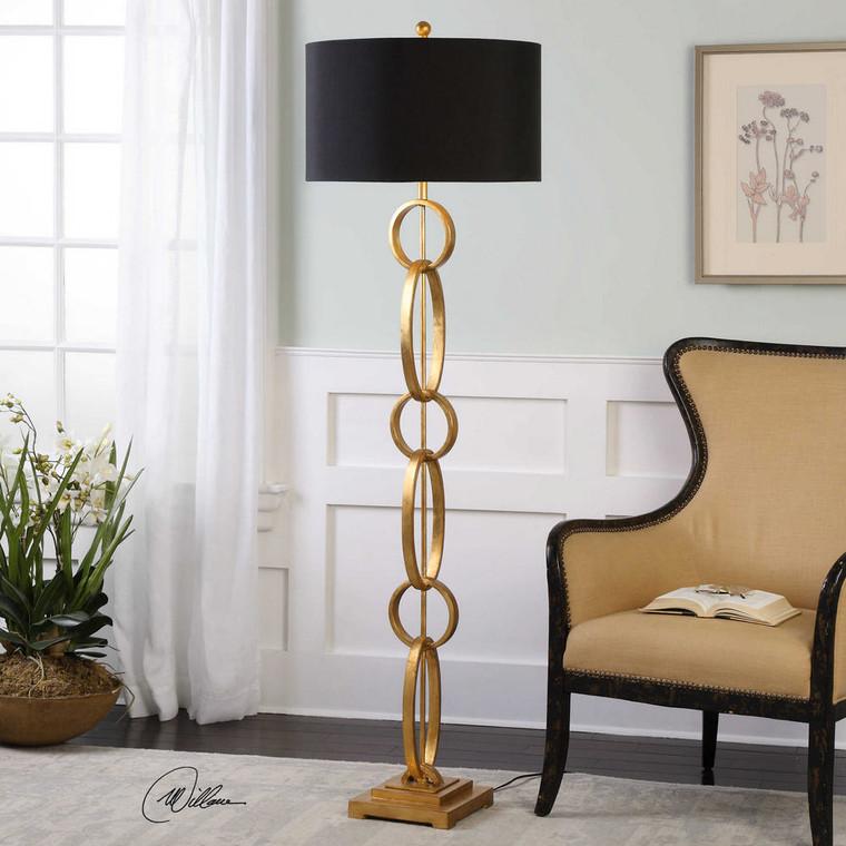 Lovell Floor Lamp by Uttermost