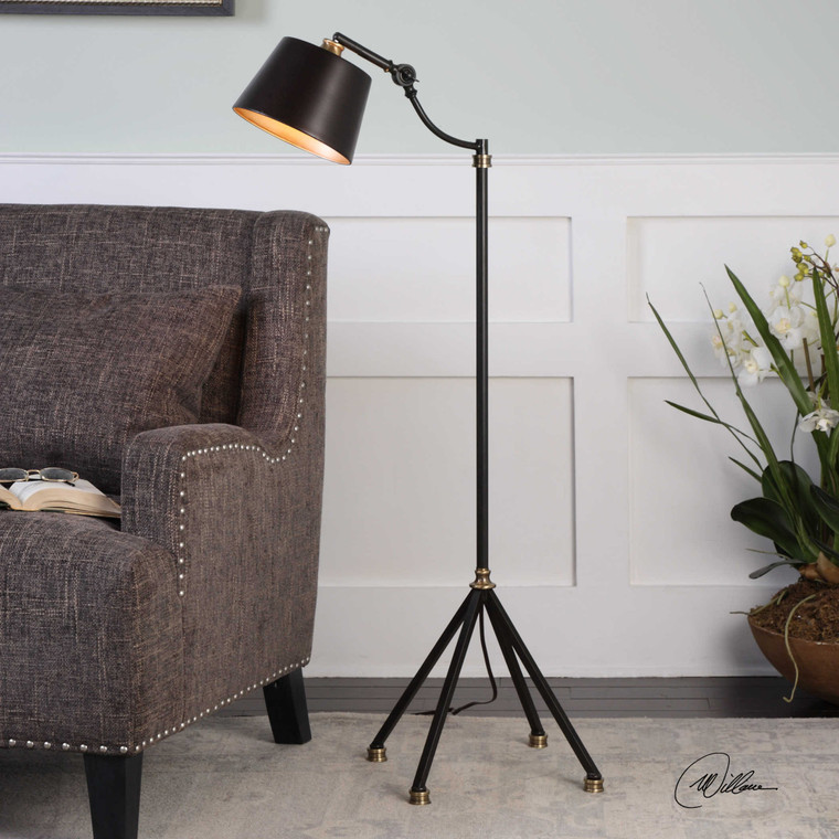 Marias Floor Lamp by Uttermost
