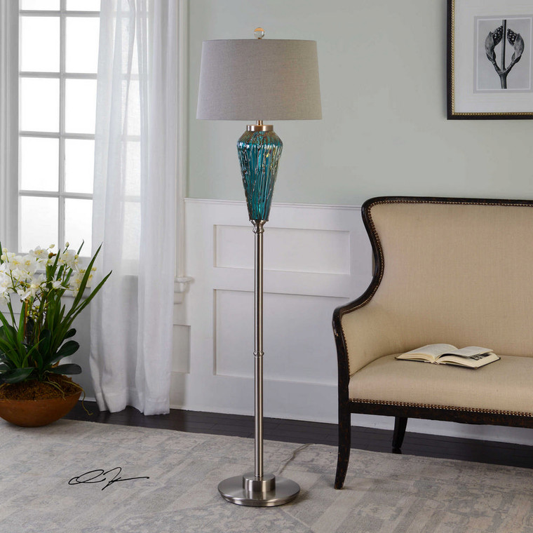Almanzora Floor Lamp by Uttermost