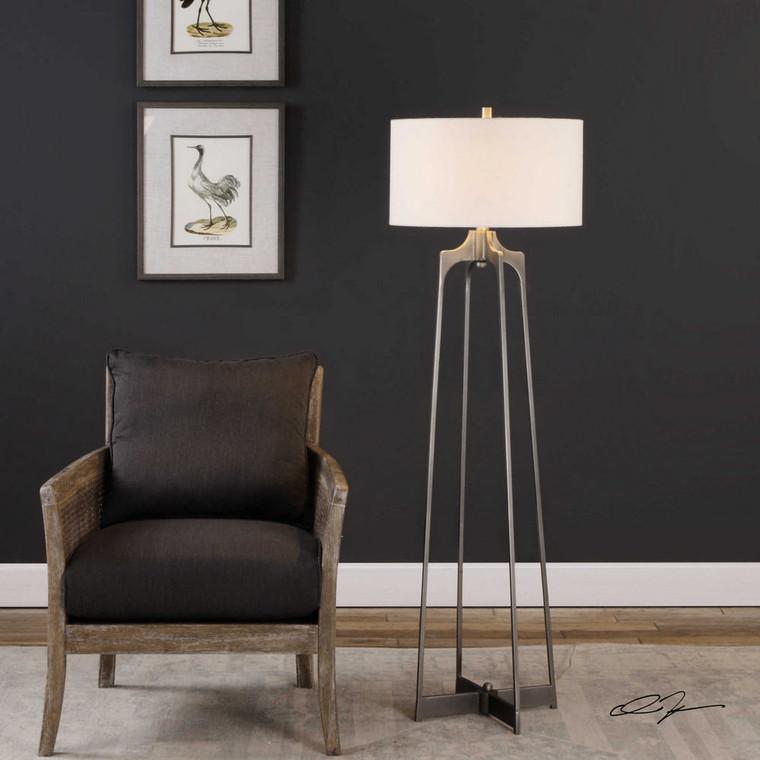 Adrian Floor Lamp by Uttermost