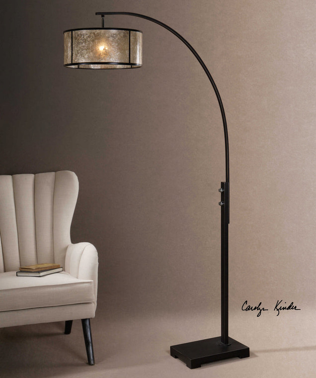 Cairano Floor Lamp by Uttermost