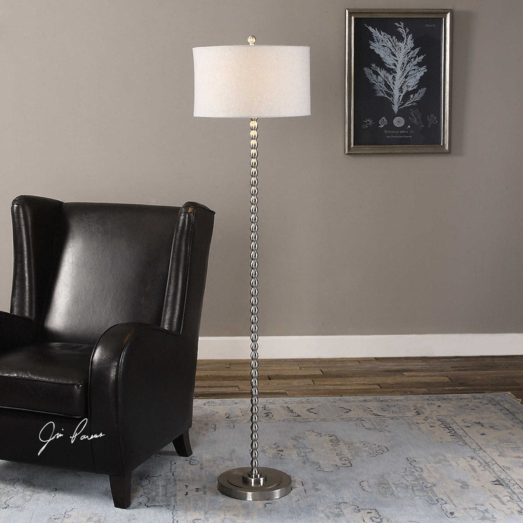 Sherise Floor Lamp by Uttermost