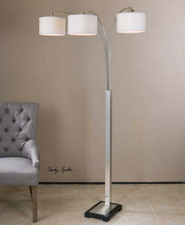 Bradenton Floor Lamp by Uttermost