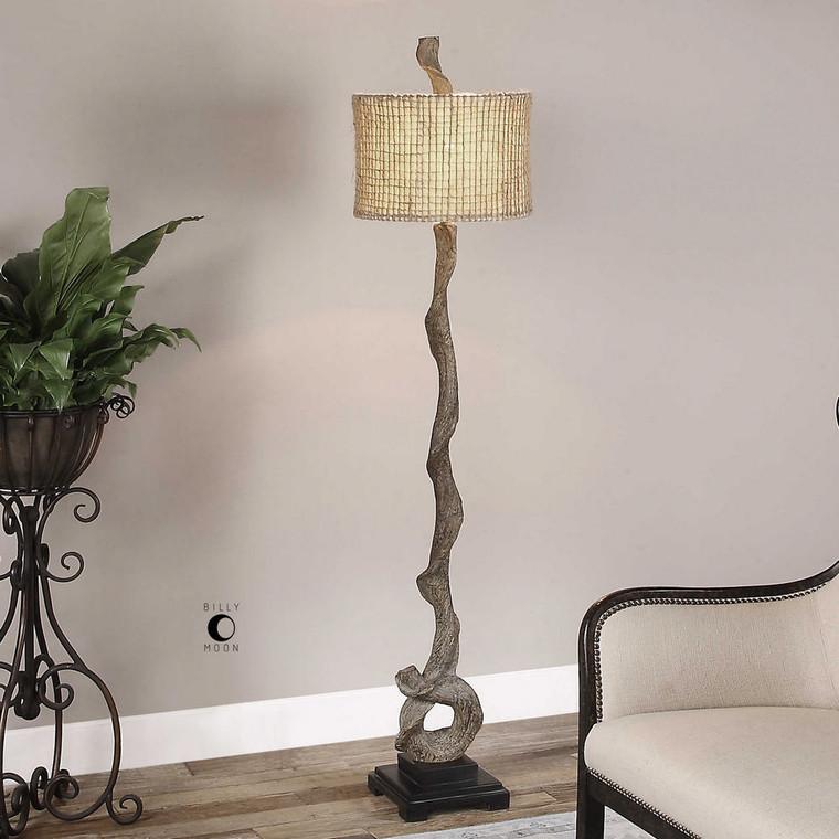 Driftwood Floor Lamp by Uttermost