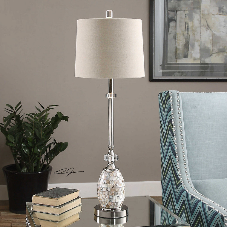 Ceredano Buffet Lamp by Uttermost