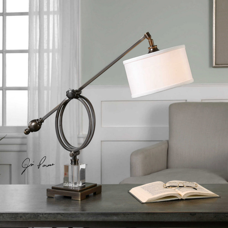 Levisa Accent Lamp by Uttermost