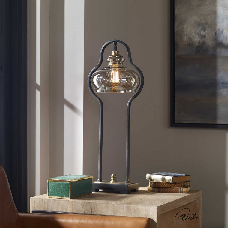 Cotulla Accent Lamp by Uttermost