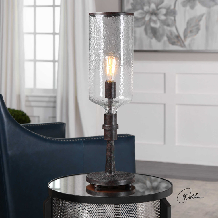Hadley Accent Lamp by Uttermost