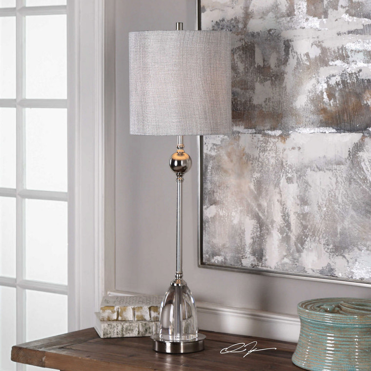 Gallo Buffet Lamp by Uttermost