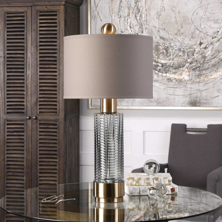 Renato Table Lamp by Uttermost