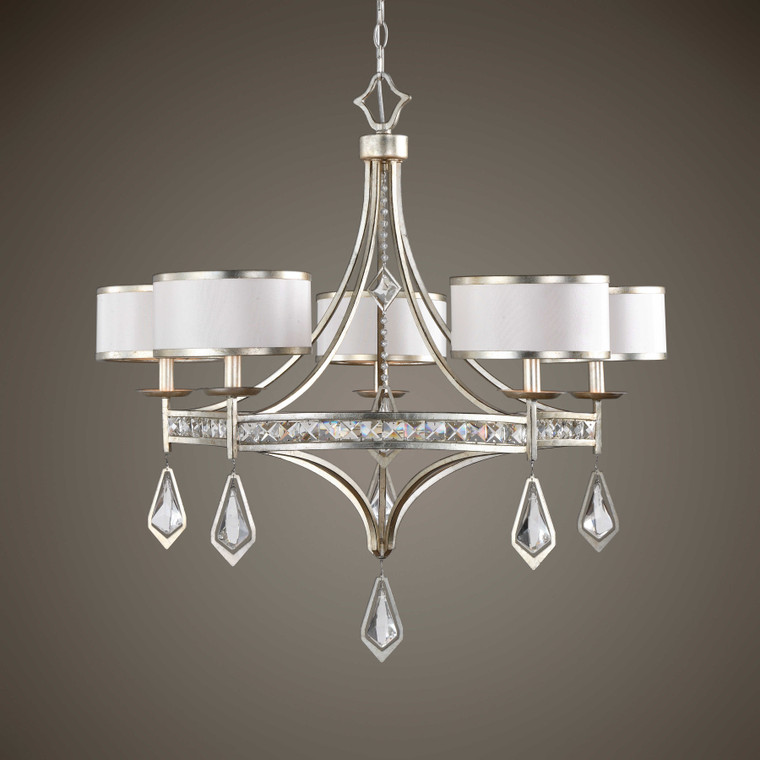Tamworth 5 Lt. Chandelier by Uttermost