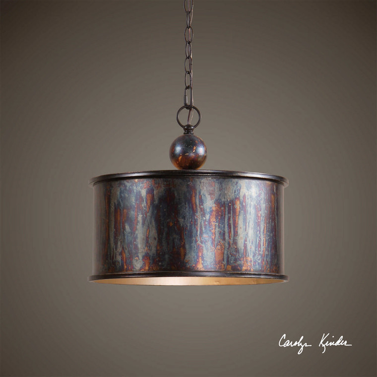 Albiano 1 Lt Pendant by Uttermost