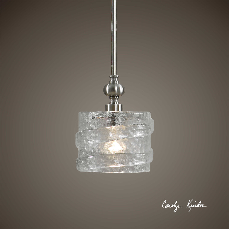Mossa 1 Lt Mini Pendant by Uttermost