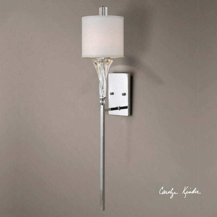 Grancona 1 Lt Wall Sconce by Uttermost