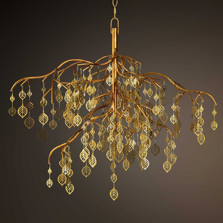 Folia 7 Lt. Chandelier by Uttermost