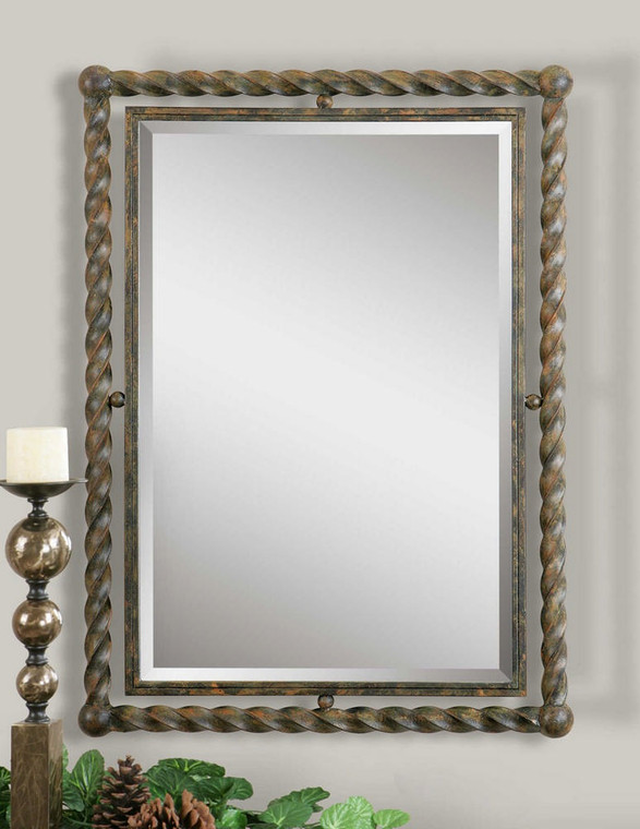 Garrick Vanity Mirror by Uttermost