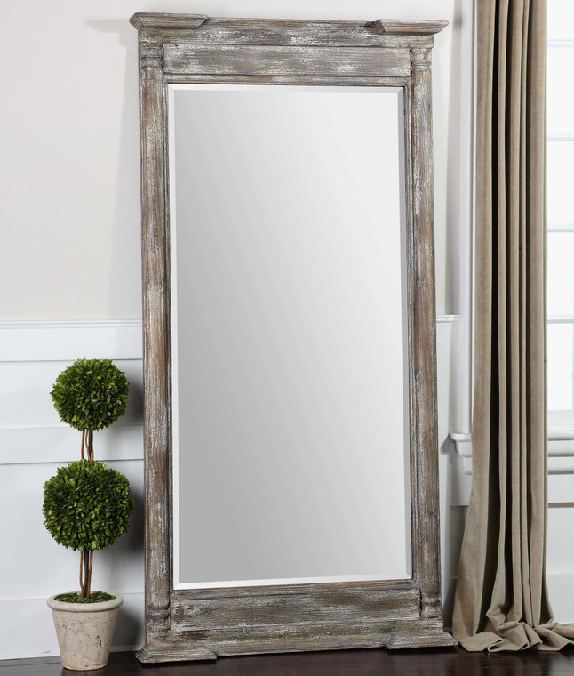 Valcellina Dressing Mirror by Uttermost
