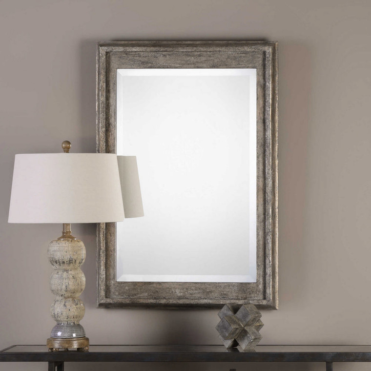 Allegan Vanity Mirror by Uttermost
