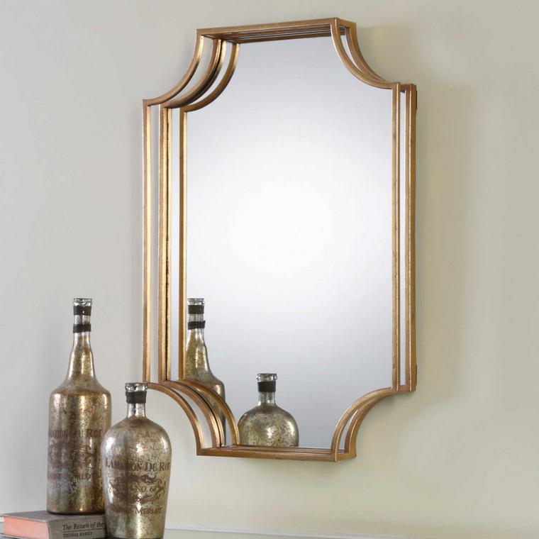 Lindee Vanity Mirror by Uttermost