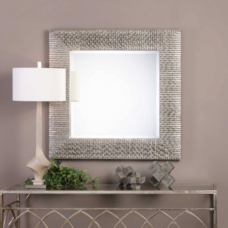 Cressida Square Mirror by Uttermost