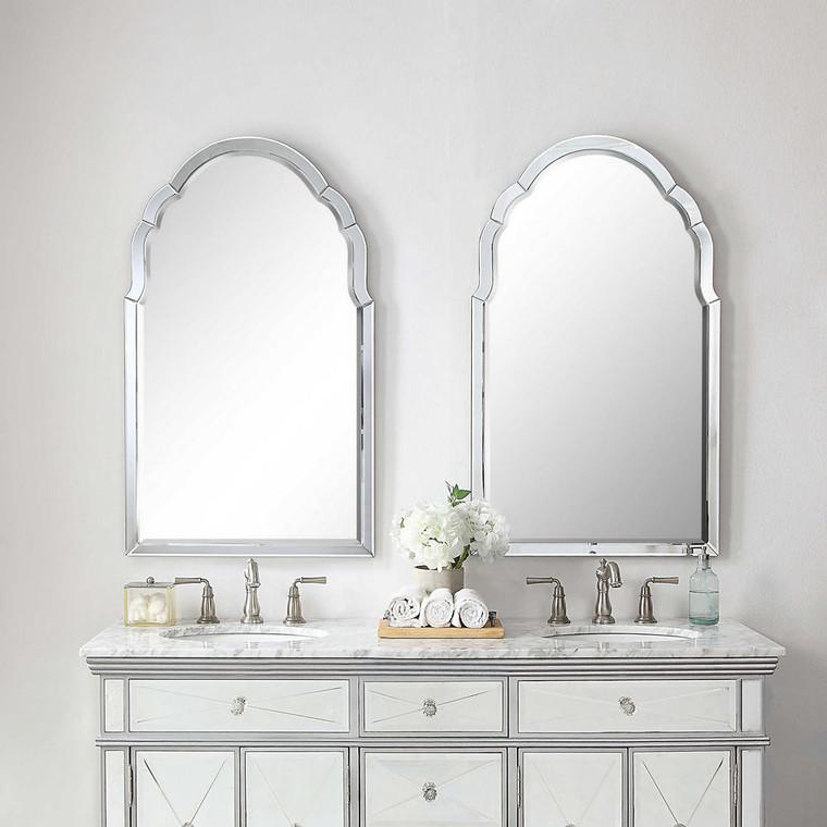 Brayden Frameless Mirror by Uttermost