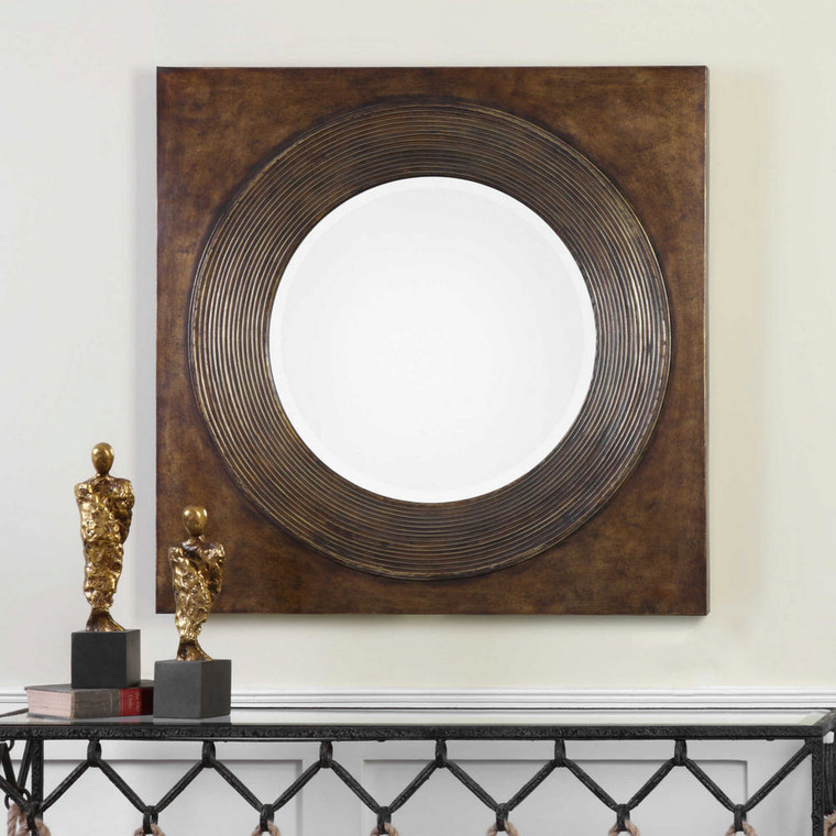 Eason Square Mirror by Uttermost