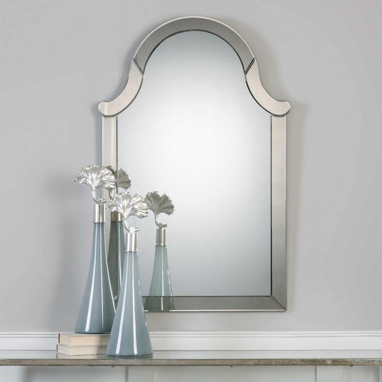 Gordana Arch Mirror by Uttermost