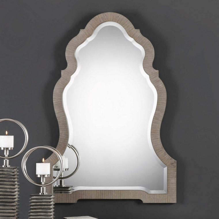 Carroll Mirror by Uttermost
