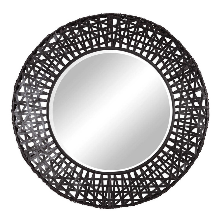 Alita Round Mirror by Uttermost