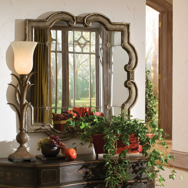 Prisca Small Mirror by Uttermost