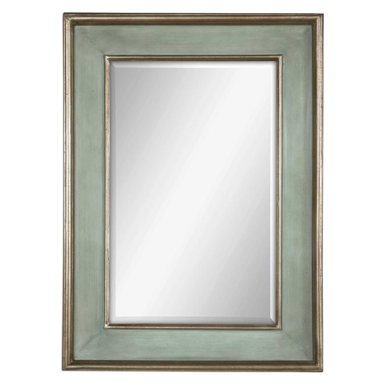 Ogden Blue Vanity Mirror by Uttermost