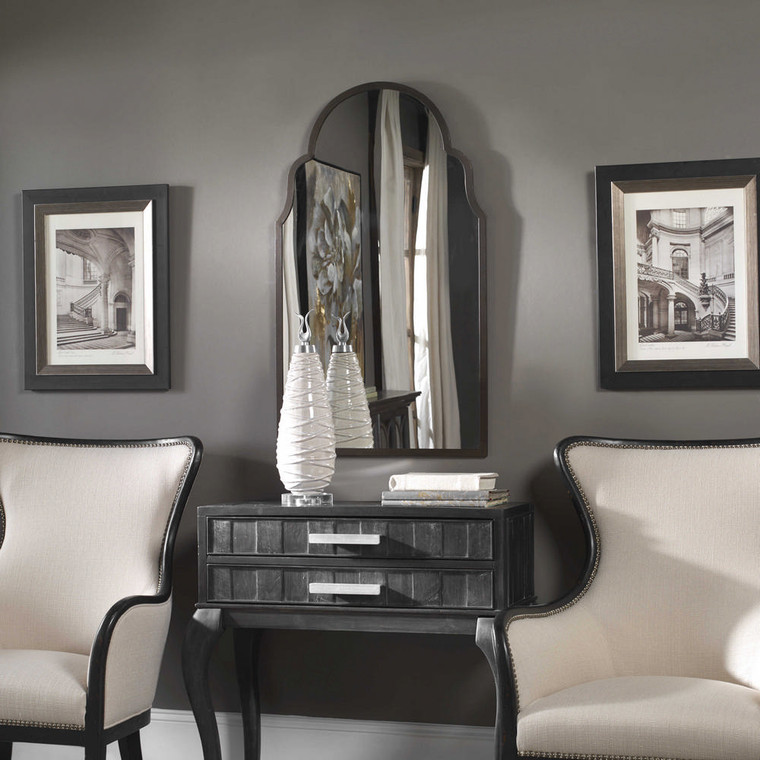 Brayden Arch Mirror by Uttermost