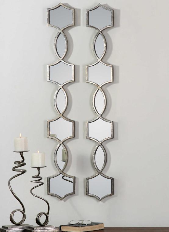 Vizela Mirrors S/2 by Uttermost