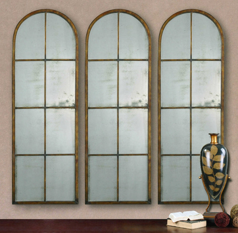 Amiel Arch Mirror by Uttermost
