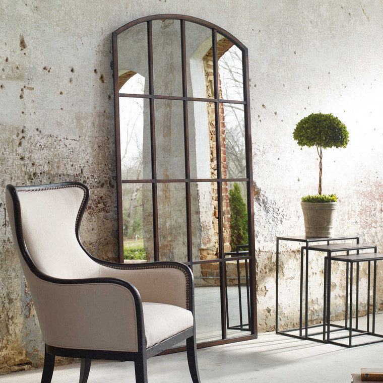 Amiel Arch Mirror Large by Uttermost